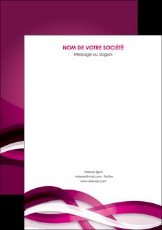creation graphique en ligne affiche violet violet fonce couleur MIF64556
