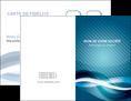 creer modele en ligne carte de visite web design bleu fond bleu couleurs froides MLGI64690