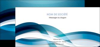 maquette en ligne a personnaliser flyers web design bleu fond bleu couleurs froides MLGI64716