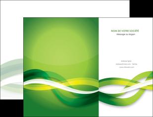 cree pochette a rabat vert verte fond vert MLGI64744