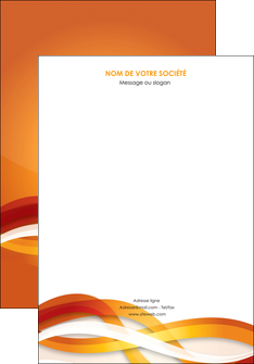 cree affiche orange colore couleur MLGI64808