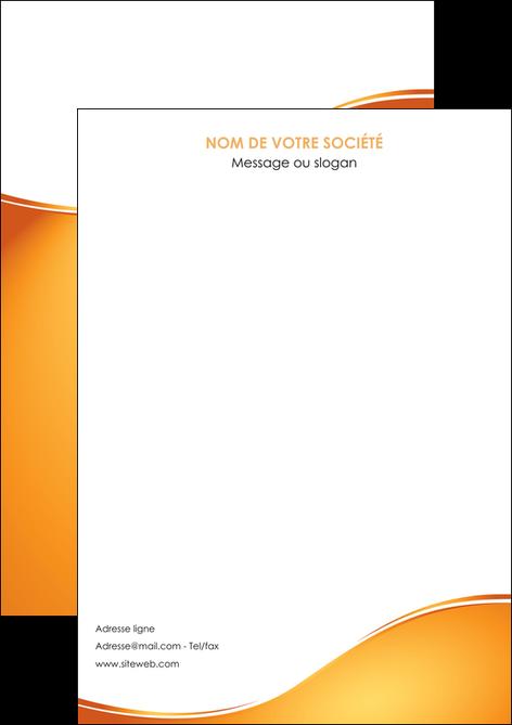 cree flyers orange fond orange fluide MLGI65430