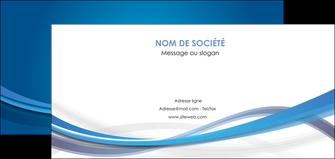 faire modele a imprimer flyers bleu fond bleu pastel MIF66702