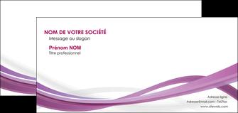 faire carte de correspondance violet violette abstrait MLGI66976
