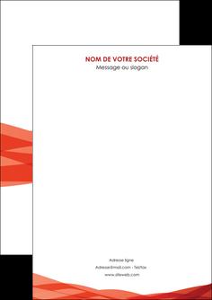 imprimerie flyers rouge couleurs chaudes fond  colore MLGI67106