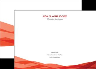 realiser affiche rouge couleurs chaudes fond  colore MLGI67124