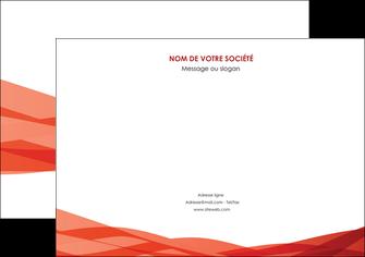 cree flyers rouge couleurs chaudes fond  colore MLGI67138