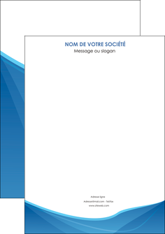 creer modele en ligne affiche bleu bleu pastel couleur froide MLGI67268