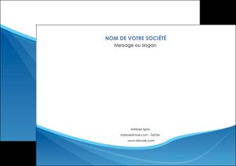 personnaliser modele de affiche bleu bleu pastel couleur froide MLGI67286