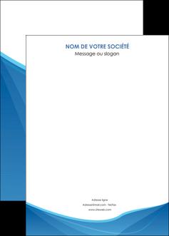 personnaliser modele de affiche bleu bleu pastel couleur froide MLGI67310