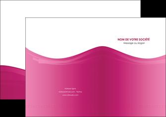 cree pochette a rabat fond violet texture  violet contexture violet MLGI67334