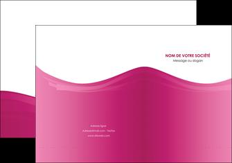 personnaliser maquette pochette a rabat fond violet texture  violet contexture violet MLGI67336