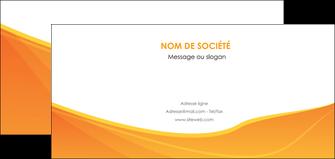 faire modele a imprimer flyers orange fond orange jaune MLGI67408