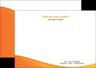 cree flyers orange fond orange couleur MLGI67864
