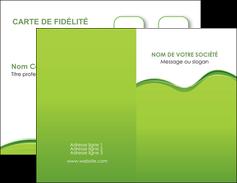 faire carte de visite espaces verts vert vert pastel couleur pastel MLGI68024