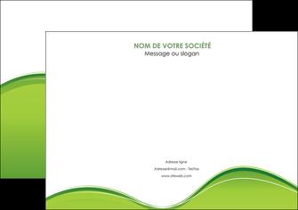 cree affiche espaces verts vert vert pastel couleur pastel MLGI68036