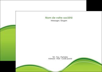 imprimer flyers espaces verts vert vert pastel couleur pastel MLGI68038