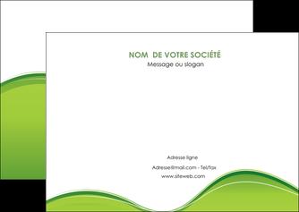modele en ligne flyers espaces verts vert vert pastel couleur pastel MLGI68042
