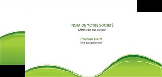 faire modele a imprimer carte de correspondance espaces verts vert vert pastel couleur pastel MLGI68052
