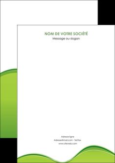 maquette en ligne a personnaliser affiche espaces verts vert vert pastel couleur pastel MLGI68056
