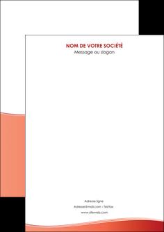creation graphique en ligne flyers rouge couleurs chaudes fond  colore MLIG68338