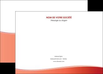 creer modele en ligne affiche rouge couleurs chaudes fond  colore MLGI68356