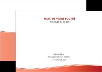 imprimerie flyers rouge couleurs chaudes fond  colore MLGI68364