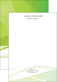 imprimer affiche espaces verts vert vert pastel couleur pastel MLGI68558