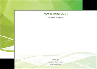 cree affiche espaces verts vert vert pastel couleur pastel MLGI68572