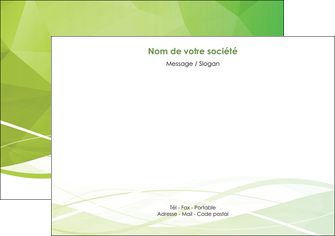 exemple flyers espaces verts vert vert pastel couleur pastel MLGI68576
