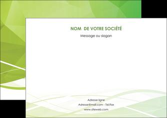 faire modele a imprimer flyers espaces verts vert vert pastel couleur pastel MLGI68580
