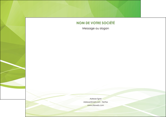imprimer flyers espaces verts vert vert pastel couleur pastel MLGI68586