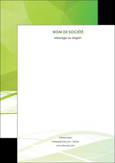modele affiche espaces verts vert vert pastel couleur pastel MLGI68594