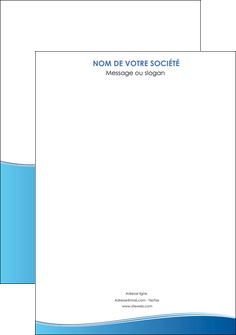 cree affiche bleu bleu pastel fond pastel MLGI68616