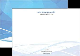 exemple affiche bleu bleu pastel fond bleu pastel MLGI68948