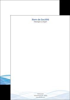 modele en ligne tete de lettre bleu bleu pastel fond bleu pastel MLGI68958