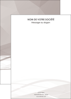 maquette en ligne a personnaliser affiche gris fond gris simple MLGI69040
