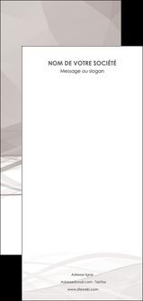 imprimerie flyers gris fond gris simple MLGI69046