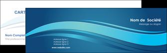cree carte de visite bleu bleu pastel fond bleu MIS69632