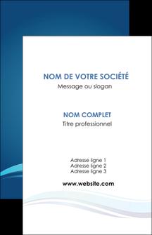 cree carte de visite bleu bleu pastel fond bleu MIS69634