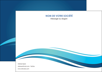 exemple affiche bleu bleu pastel fond bleu MIS69642