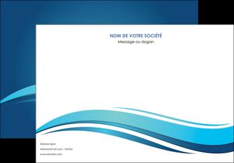personnaliser maquette affiche bleu bleu pastel fond bleu MIS69646