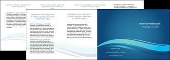 creer modele en ligne depliant 4 volets  8 pages  bleu bleu pastel fond bleu MIS69672