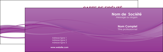 creation graphique en ligne carte de visite web design fond violet fond colore action MIF69788