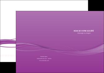 faire modele a imprimer pochette a rabat web design fond violet fond colore action MIF69792