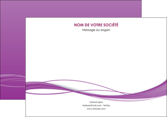 personnaliser maquette affiche web design fond violet fond colore action MIF69798
