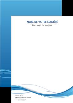 cree flyers bleu bleu pastel fond bleu MIF70052