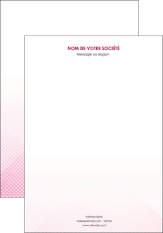 imprimer affiche rose rose tendre fond en rose MLGI70210