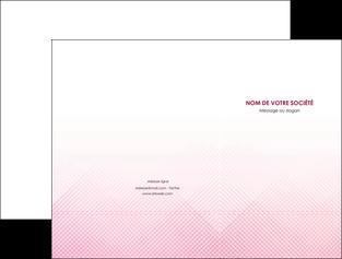 modele en ligne pochette a rabat rose rose tendre fond en rose MLGI70218