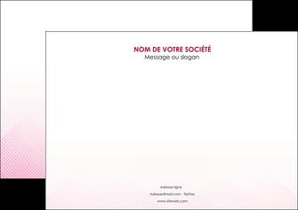 creer modele en ligne affiche rose rose tendre fond en rose MLGI70226